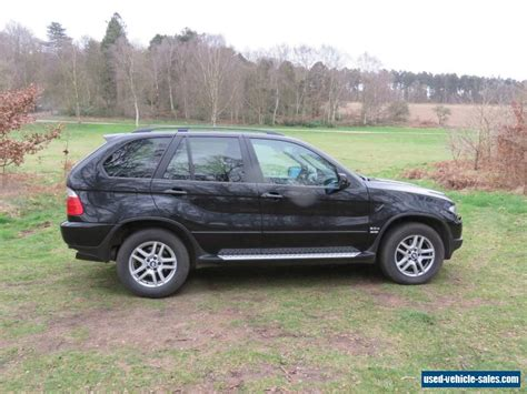 2005 bmw x5 se d auto for sale in the united kingdom