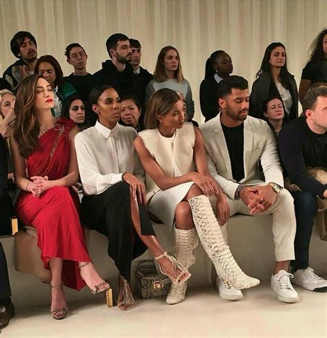 russell wilson shaved head styles style russell wilson attends lanvin fall 16 paris