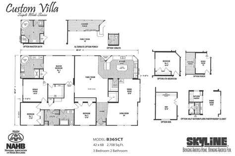 skyline homes floor plans skyline homes of san jacinto
