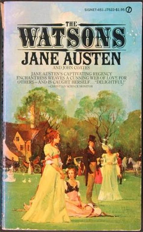 amazon com quot jane austen s life society works quot jane the watsons by jane austen reviews discussion
