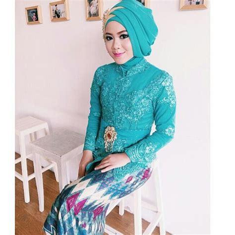 Eyeshadow Yang Cocok Untuk Baju Pink 15 ide kebaya muslimah untuk mempercantikmu di hari