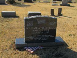 Spry Funeral Home Athens Al by 1lt William Bill Legg 1925 2010 Find A