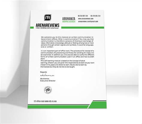 business letterhead psd template business letterhead exles resume and cover letter