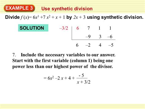 100 synthetic division worksheet with answers