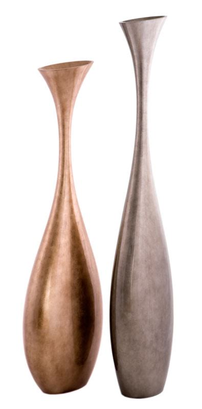 Flute Vase by Flute Vase