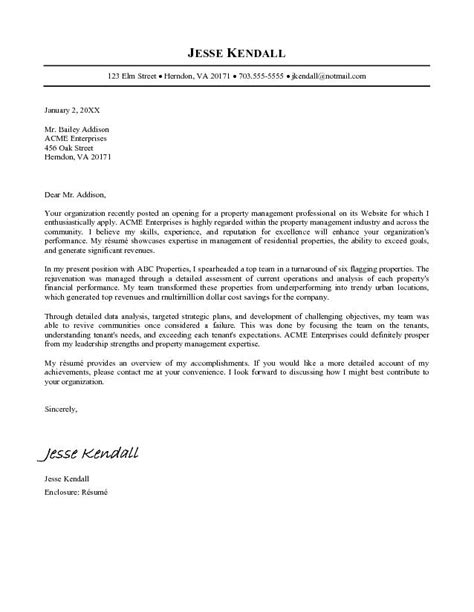best cover letter exles free free sles of cover letters for resumes best resume