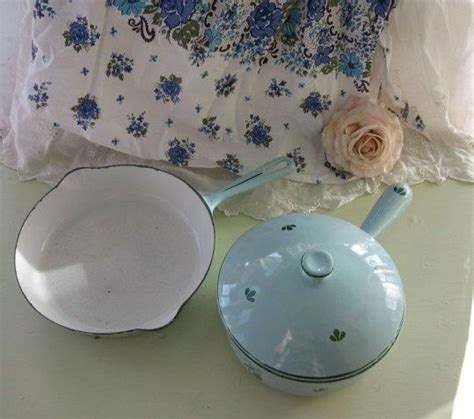 Ip29915 Set Vintage Mint Ry top 25 best enamel cookware ideas on cookware
