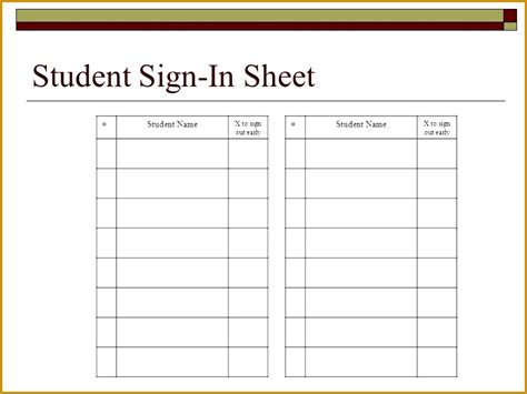 student sign up sheet - 28 images - previous form next form, student ...