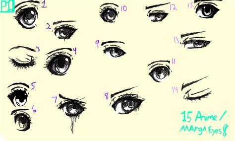 anime eyes boy and girl 15 anime manga girl boy eyes