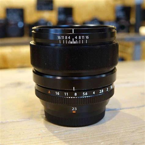 Fujinon Xf 23mm F1 4 R used fujifilm fujinon xf 23mm f1 4 r lens