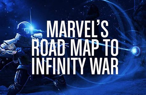 the road to marvel s infinity war the of the marvel cinematic universe vol 2 marvel s road map to infinity war mcuexchange