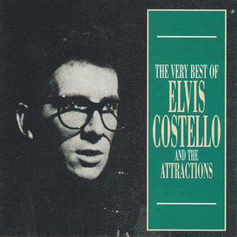 elvis costello best elvis costello the attractions the best of elvis