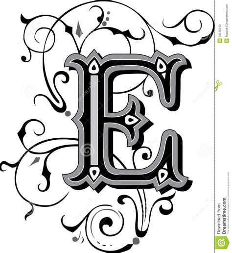 beautiful alphabet letter designs beautiful ornament