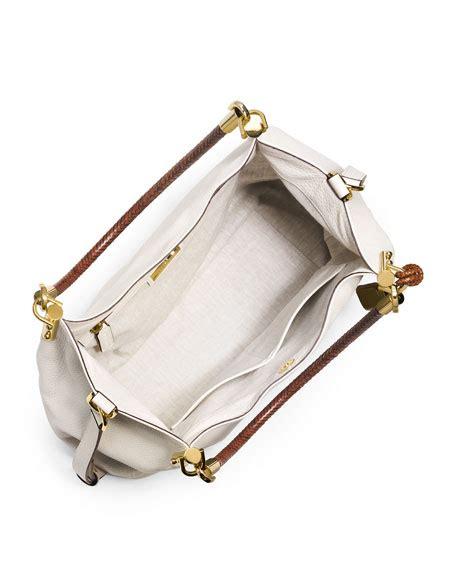Q 2637 Michael Kors Set michael kors collection large skorpios shoulder bag