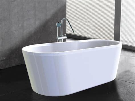 baignoire 238 lot blanche et moderne