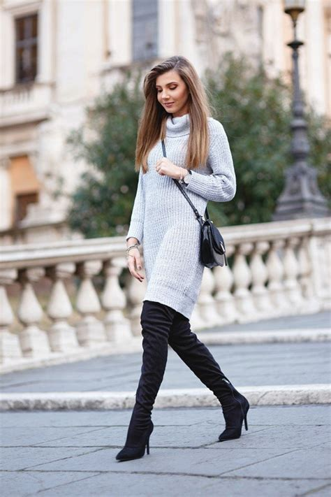 10 Fashionable Finds For Winter by 10 Stylish Winter Dresses For