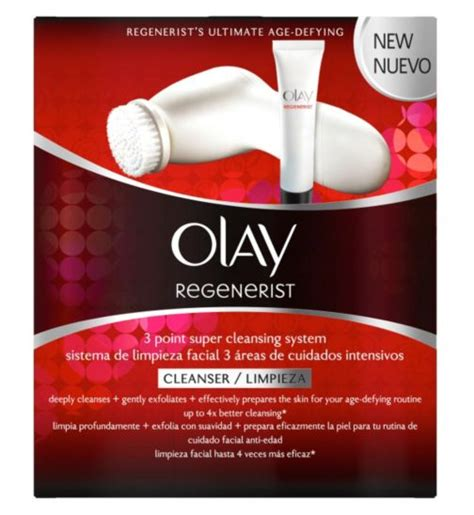 Olay Regenerist Cleansing System gift sets skincare skincare boots