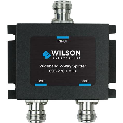 wilson wide band splitters repeaterstore