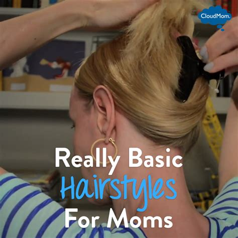 haircuts for stay at home moms really basic hairstyles for moms cloudmom