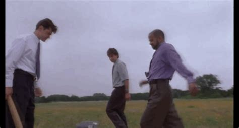 Office Space Gangsta Gif Person Office Space Gifs Find On Giphy
