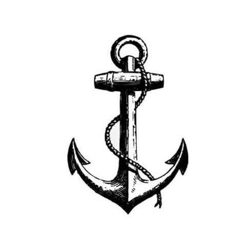 dessin bateau marine nationale tatouage temporaire ancre marine 5 cm le old school des