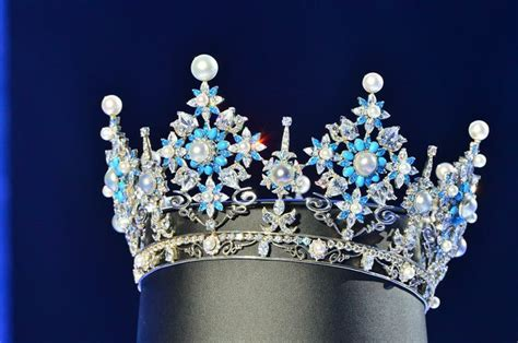 Crown 4 In 1 By Mithashop miss thailand world crown crowns and sash