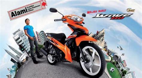 Karburator Shogun 110 Cc nama unik sepeda motor indonesia di malaysia