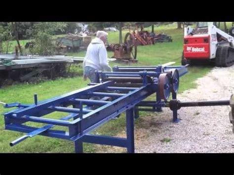 homemade swing blade sawmill homemade swingblade sawmill in sweden