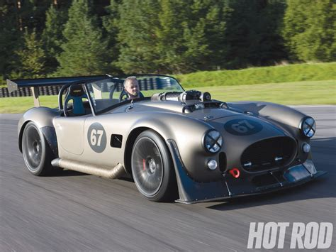 cobra kit car magnus jinstrand s v12 shelby cobra kit car rod magazine