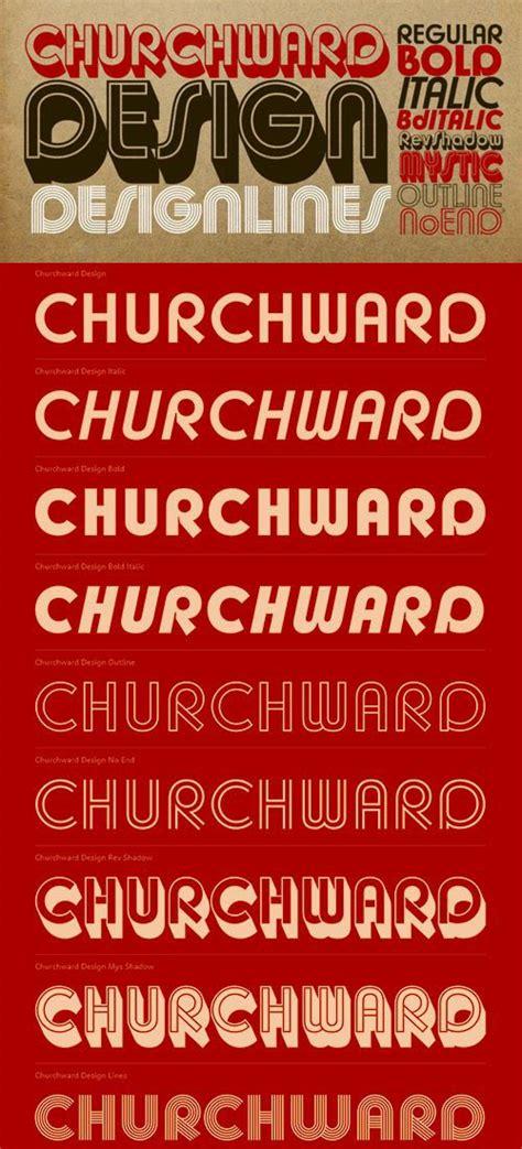 churchward design font download churchward design 9 fonts 187 downturk download fresh