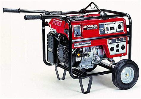 Honda EB3500 EB3800 EB4000 Generator Parts