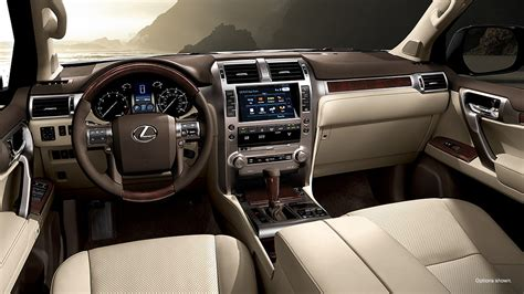 lexus gx 460 2018 interior photos new car price update