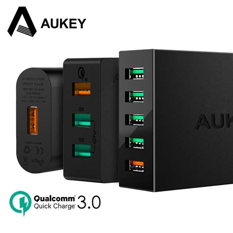 charger for samsung galaxy 3 aukey charge 3 0 fast usb charger for samsung galaxy