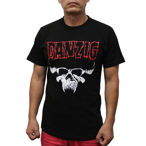Tshirt Heavy Metal danzig heavy metal band t shirt logo ebay