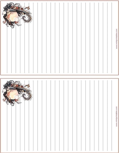 printable writing paper sets 29 best free printable stationary images on pinterest
