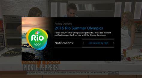 experience  olympics   champ  xfinity