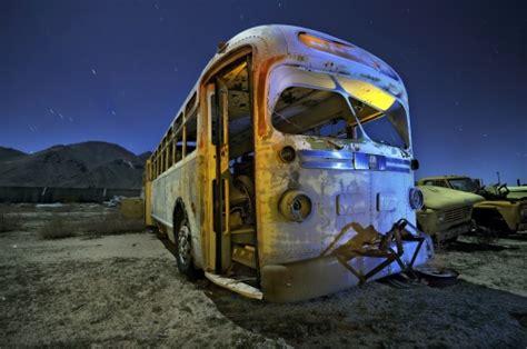 magic bus light lightbox photographic gallery fine printing astoria