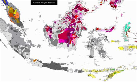 Bros Ethnic Aceh this incredibly detailed linguistic map shows just how