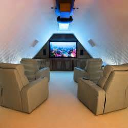 Small Attic Home Theater World Of Architecture 16 Simple And Affordable