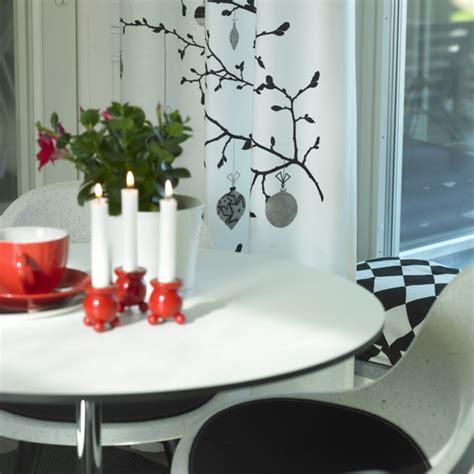 decorazioni per tende le tende di spira e le decorazioni natalizie casa e trend