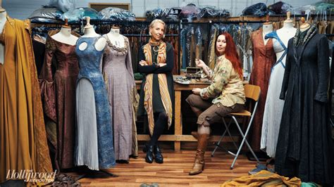 Wardrobe Designer Clothes by Of Thrones Costume Designers Reveal The Secrets Stitched Into The Actresses Gowns Pret