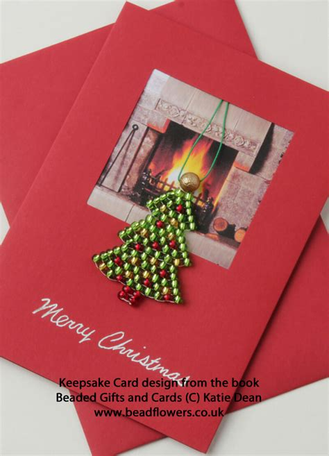 beaded christmas gifts and cards ebook katie dean