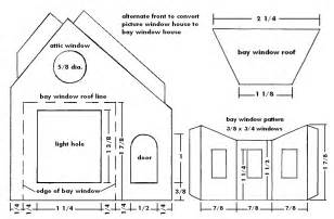 how to make a house plan building a bay window house