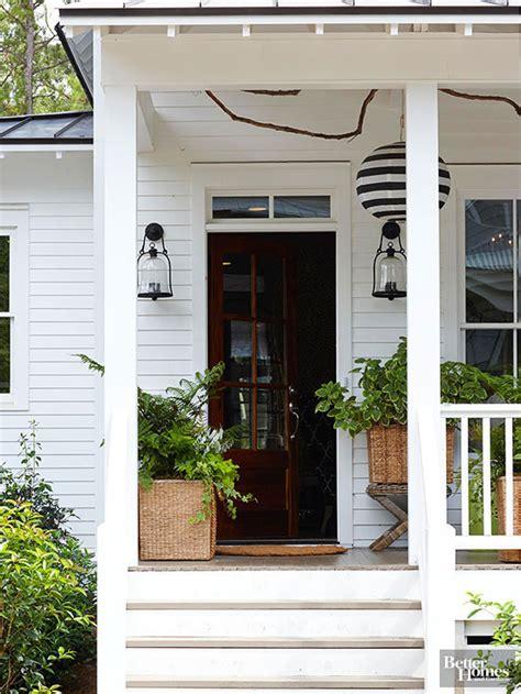 front door lighting and accessories