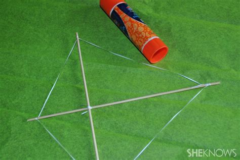 How To Make A Paper Kite Step By Step - create a diy kite craft