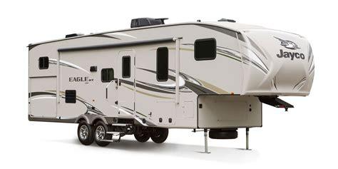 Jayco Camper Trailer Floor Plans 2017 Eagle Ht Fifth Wheel Jayco Inc