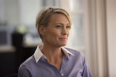 house of cards author robin wright almost passed on house of cards page six