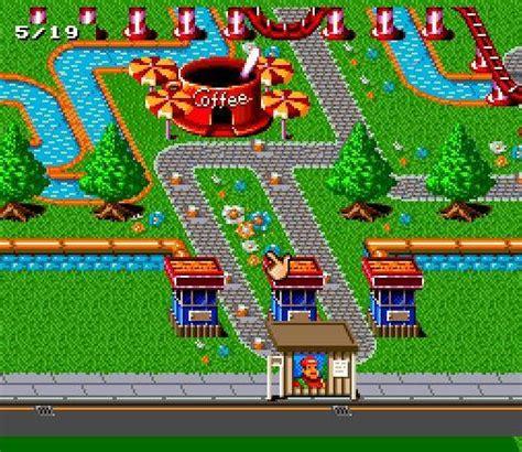 theme park mac theme park user screenshot 3 for super nintendo gamefaqs