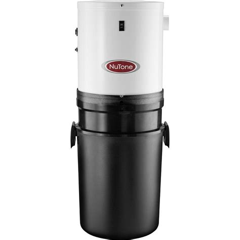 nutone central vacuum system 1 stage compact power unit