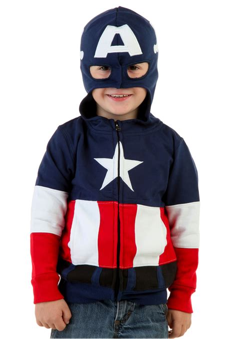 claiming the captain s baby american heroes books toddler comic book captain america costume hoodie